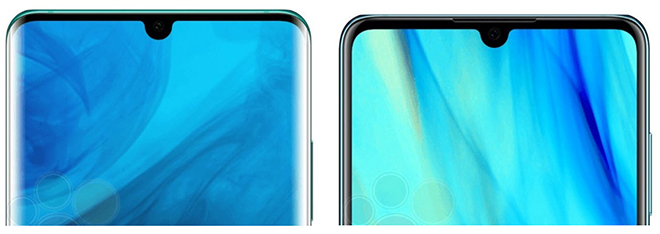 huawei p30 pro lo dien voi may anh cuc chat, zoom quang sieu xa hinh anh 2