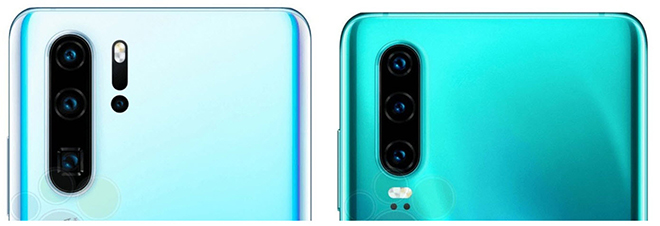 huawei p30 pro lo dien voi may anh cuc chat, zoom quang sieu xa hinh anh 3