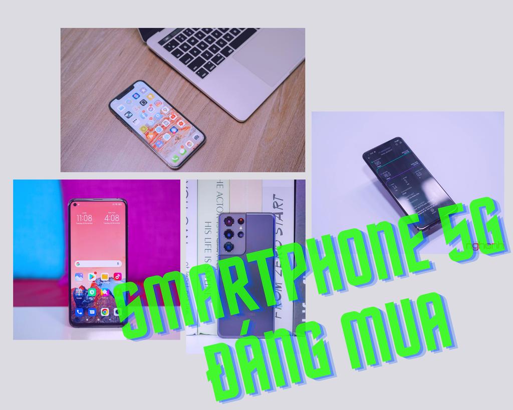 Những smartphone 5G tốt nhất nên mua đầu năm 2021 ảnh 1
