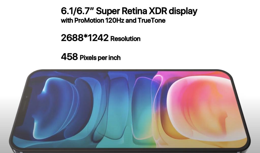Chiêm ngưỡng bản dựng iPhone 2021 Pro với Touch ID dưới màn hình, bỏ cổng kết nối ảnh 3