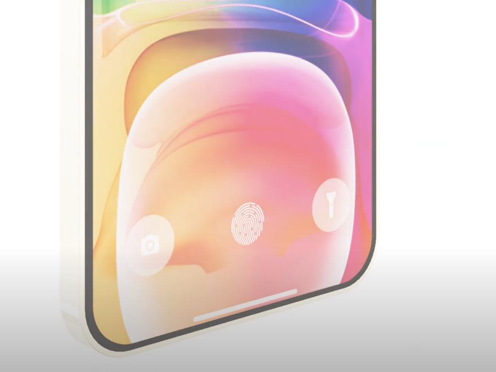 Chiêm ngưỡng bản dựng iPhone 2021 Pro với Touch ID dưới màn hình, bỏ cổng kết nối ảnh 5