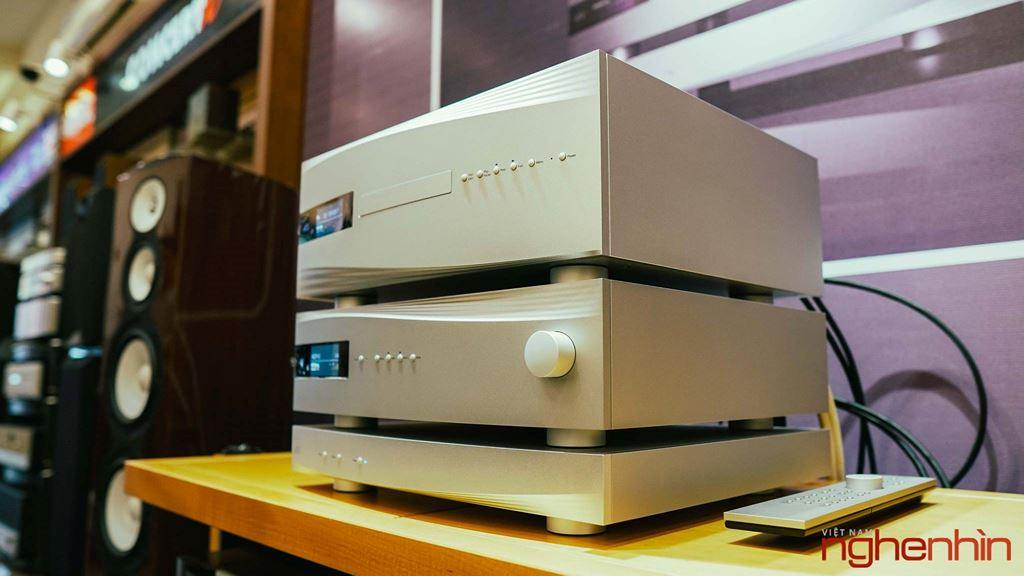 Đầu phát dCSRossini CD/SACD Transport trình diện giới Audiophile tại Việt Nam ảnh 3