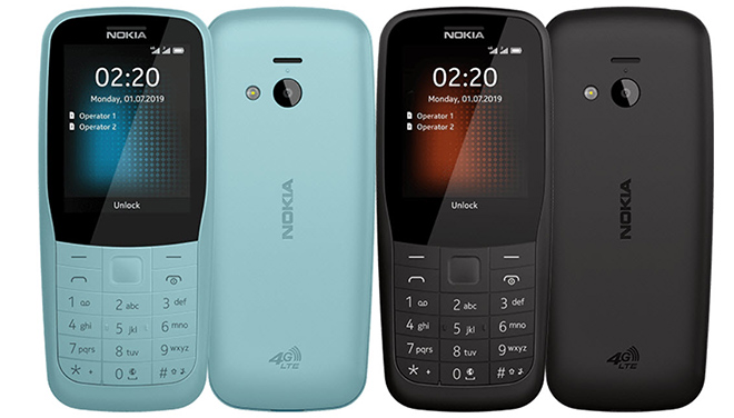 hmd global tung dien thoai 4g gia 990.000 dong hinh anh 2
