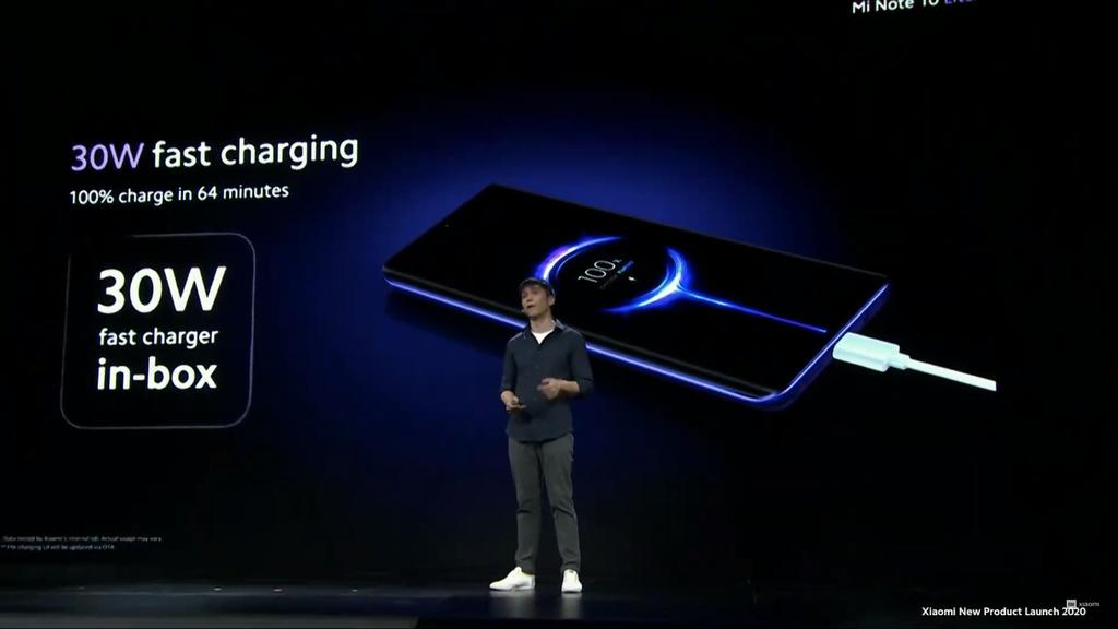 Xiaomi Mi Note 10 Lite ra mắt: Snapdragon 730G, pin 5.260 mAh sạc nhanh 30W, giá từ 379 USD ảnh 7