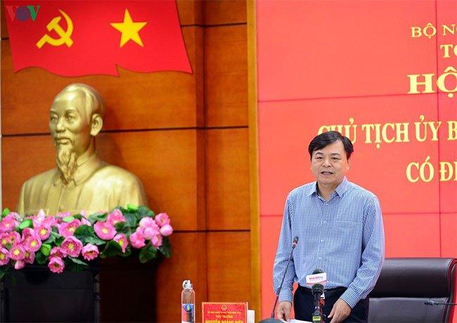 Thứ trưởng Nguyễn Hoàng Hiệp