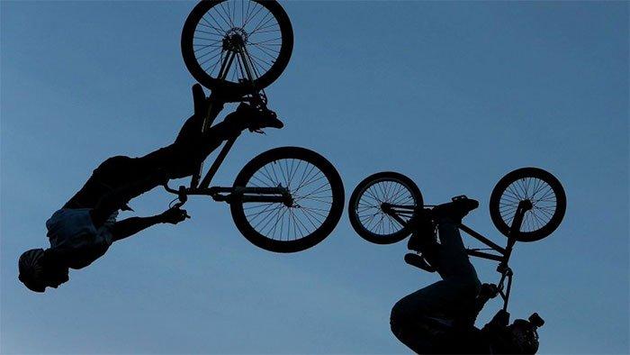 New Zealand như là nơi khai sinh của những trò thể thao phiêu lưu mạo hiểm.