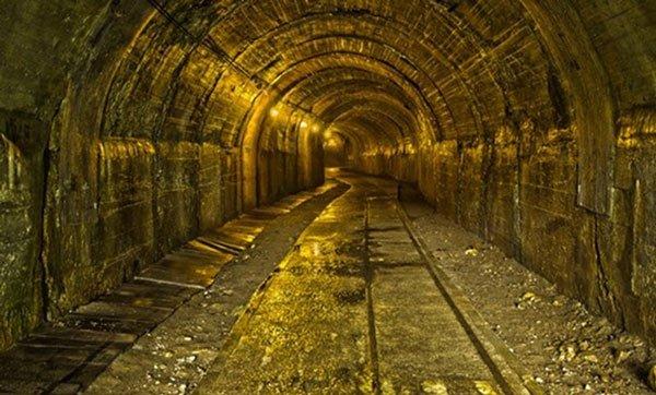 Mỏ vàng khổng lồ