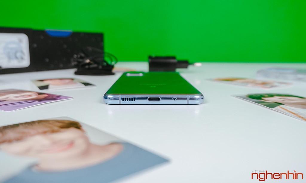 Trên tay Samsung Galaxy S20+ BTS Edition: Màu đẹp nhất của S20, biết chiều lòng fan ảnh 6