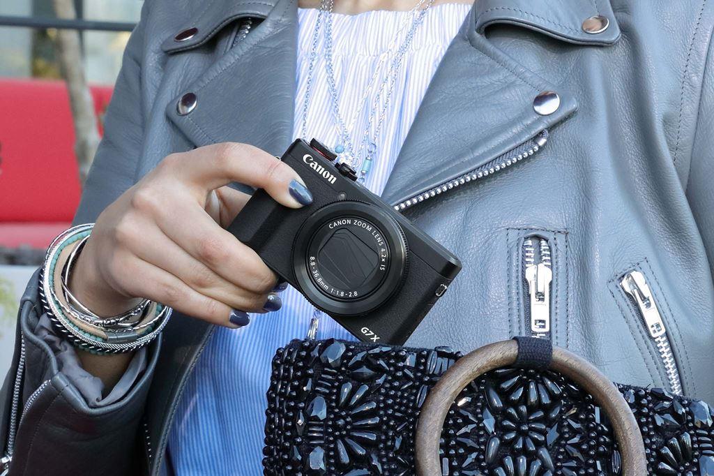 Canon ra mắt PowerShot G5 X Mark II và G7 X Mark III hướng đến Vlogger Việt ảnh 1
