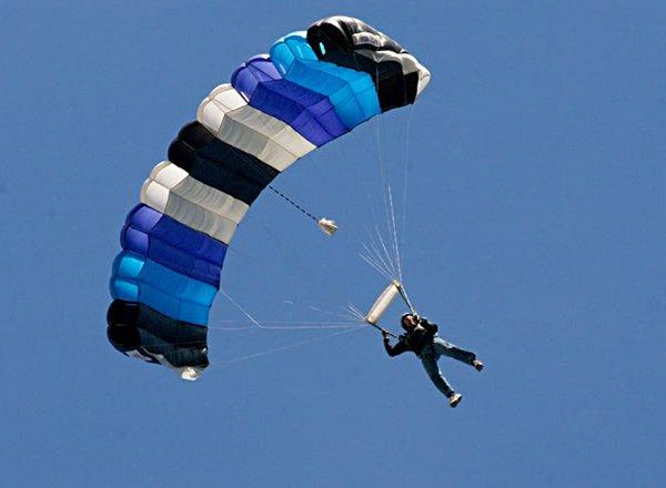 Người nhảy dù cần qua khóa học đào tạo và phải biết kỹ thuật nhảy dù.