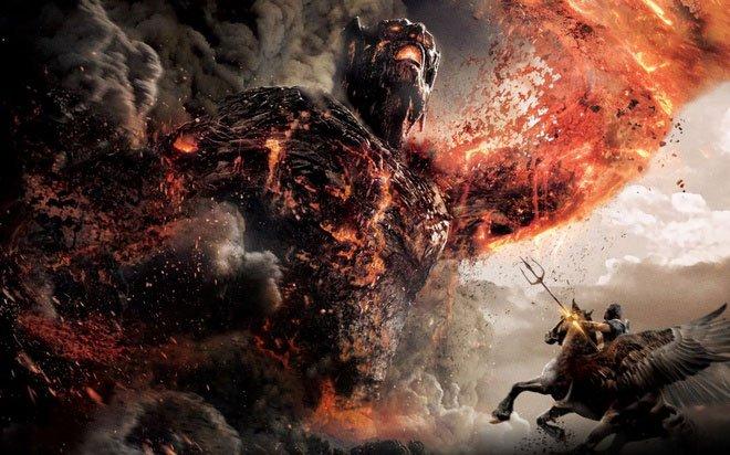 Cronos là kẻ mạnh nhất trong các Titan
