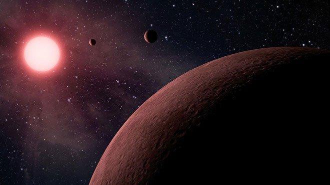 Từ lâu nay, các nhà khoa học luôn nghi ngờ về sự tồn tại của một thiên thể bí ẩn nằm ngoài rìa Hệ Mặt Trời