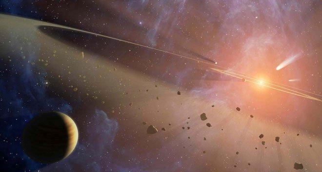Vành đai Kuiper