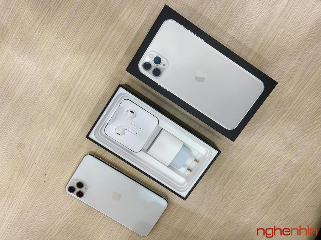 FPT Shop chính thức mở bán bộ 3 iPhone 11 chính hãng kèm nhiều ưu đãi ảnh 11