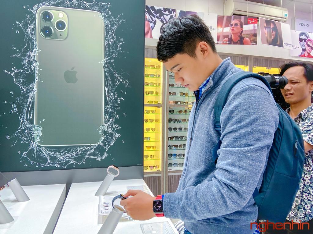 FPT Shop chính thức mở bán bộ 3 iPhone 11 chính hãng kèm nhiều ưu đãi ảnh 12