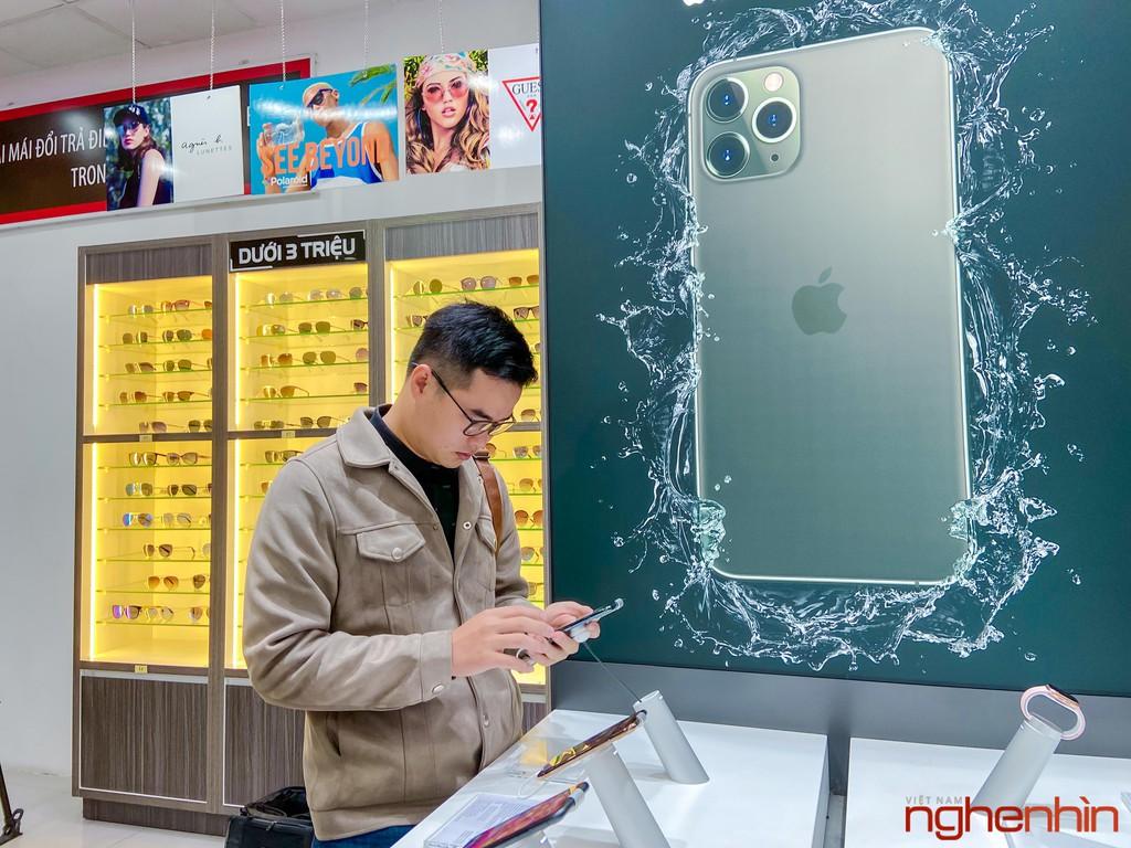 FPT Shop chính thức mở bán bộ 3 iPhone 11 chính hãng kèm nhiều ưu đãi ảnh 13