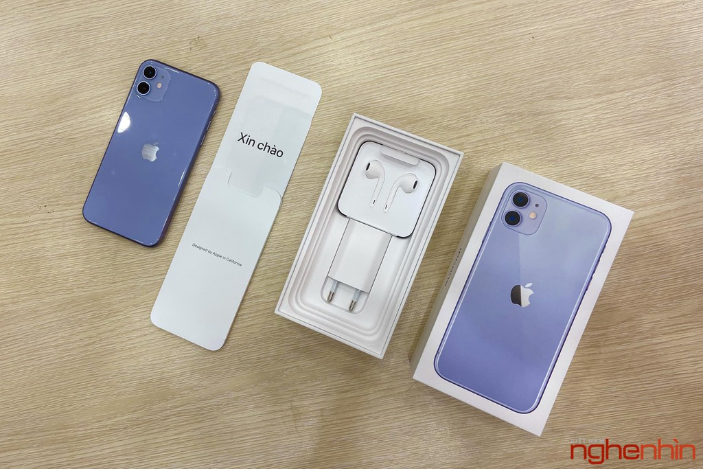 FPT Shop chính thức mở bán bộ 3 iPhone 11 chính hãng kèm nhiều ưu đãi ảnh 7