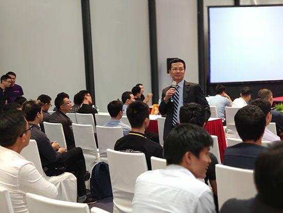 Các bạn trẻ có thể thay đổi số phận dân tộc, đưa Việt Nam trở thành cường quốc về an ninh mạng
