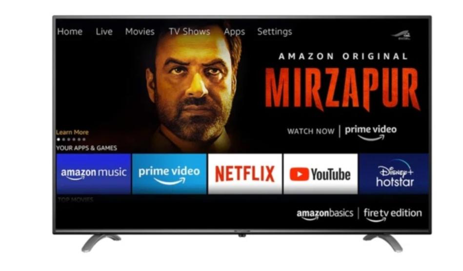 TV đầu tiên của Amazon: LED 4K, HDR 10, Dolby Vision giá từ 410 USD ảnh 2