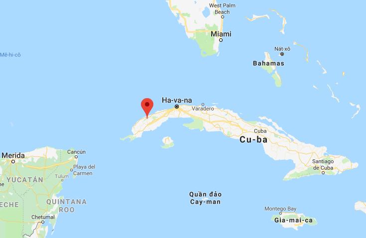 No thien thach, mien tay Cuba rung chuyen-Hinh-5
