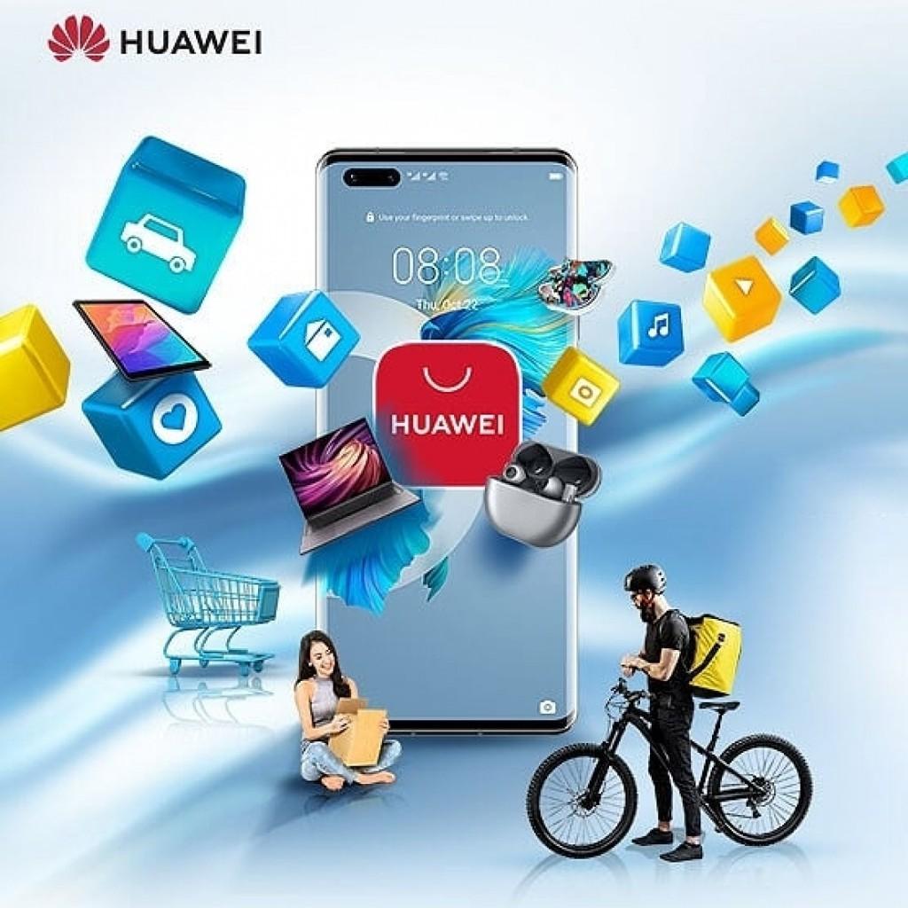 Huawei AppGallery đã có hơn 530 triệu người dùng ảnh 1