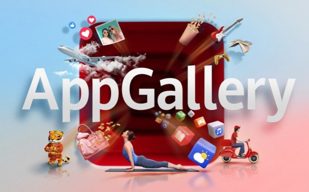 Huawei AppGallery đã có hơn 530 triệu người dùng ảnh 2