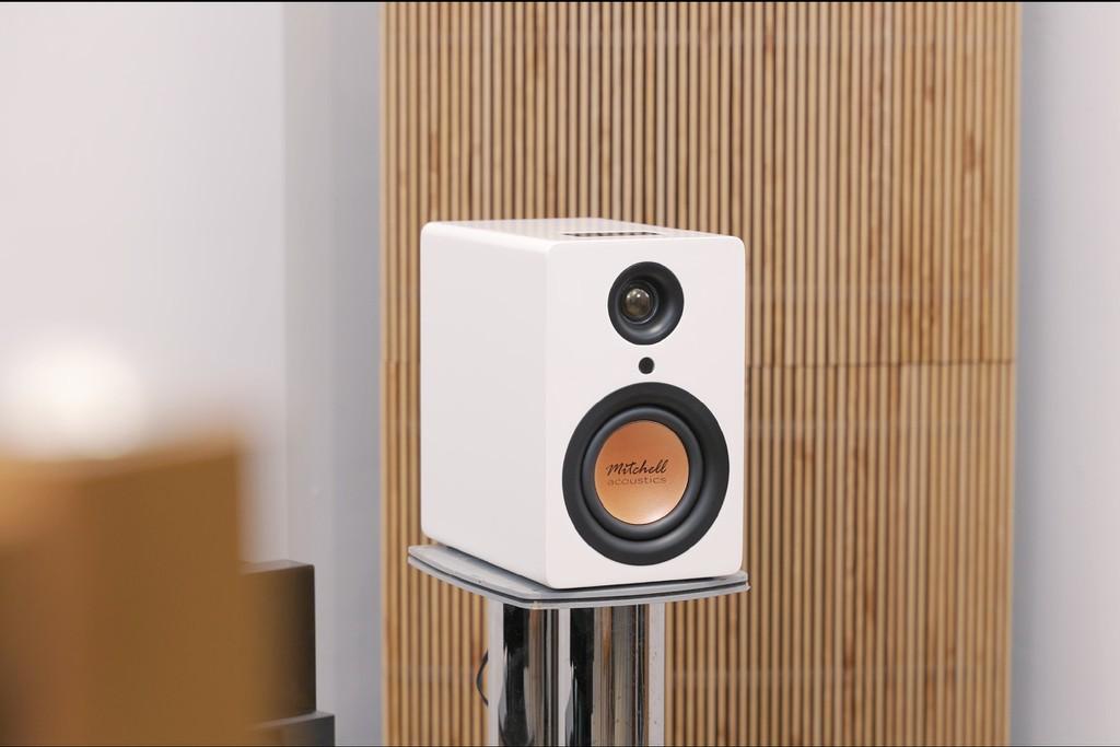 Mitchell Acoustics uStream One, loa true wireless nhỏ gọn, chất âm tròn chuẩn Anh Quốc  ảnh 5