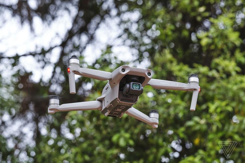DJI ra mắt Mavic Air 2: nâng cấp gì so với đời đầu? ảnh 1