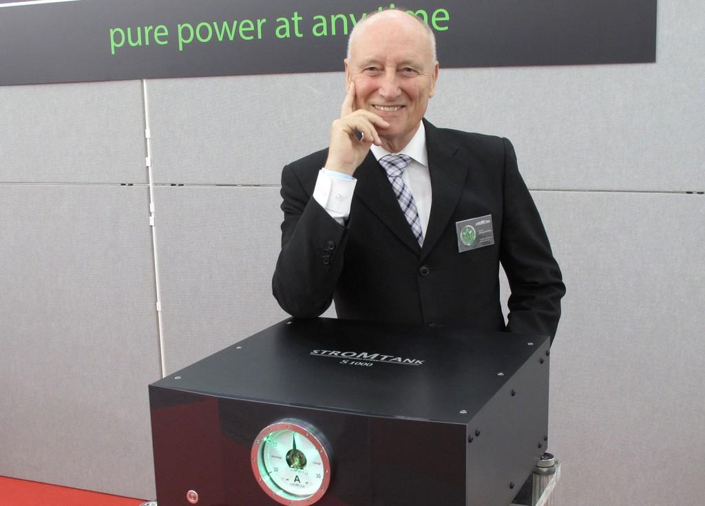 """Stromtank S 5000 HP – """"Xây"""" nhà máy điện giá 1,2 tỉ dành riêng cho dàn hi-end ảnh 1"""