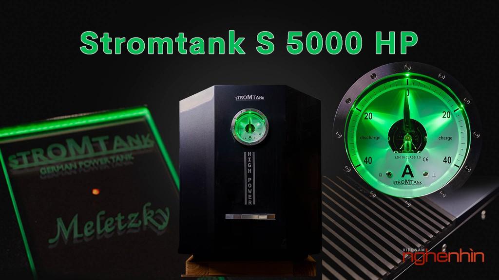 """Stromtank S 5000 HP – """"Xây"""" nhà máy điện giá 1,2 tỉ dành riêng cho dàn hi-end ảnh 14"""