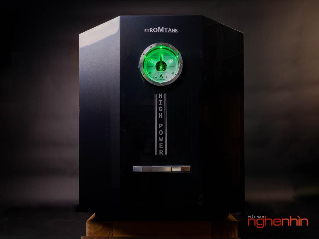 """Stromtank S 5000 HP – """"Xây"""" nhà máy điện giá 1,2 tỉ dành riêng cho dàn hi-end ảnh 4"""