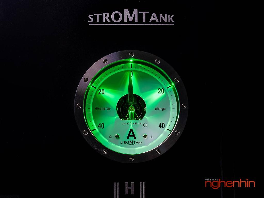 """Stromtank S 5000 HP – """"Xây"""" nhà máy điện giá 1,2 tỉ dành riêng cho dàn hi-end ảnh 10"""