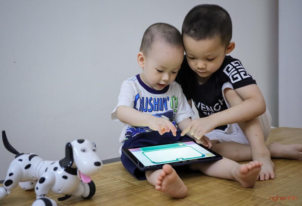 Huawei MatePad T 10: Giải Pháp giải trí, học tập cho các bé tại nhà với chi phí hợp lý  ảnh 1
