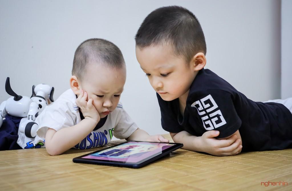 Huawei MatePad T 10: Giải Pháp giải trí, học tập cho các bé tại nhà với chi phí hợp lý  ảnh 12