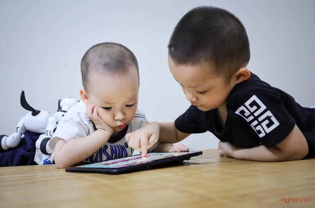 Huawei MatePad T 10: Giải Pháp giải trí, học tập cho các bé tại nhà với chi phí hợp lý  ảnh 3