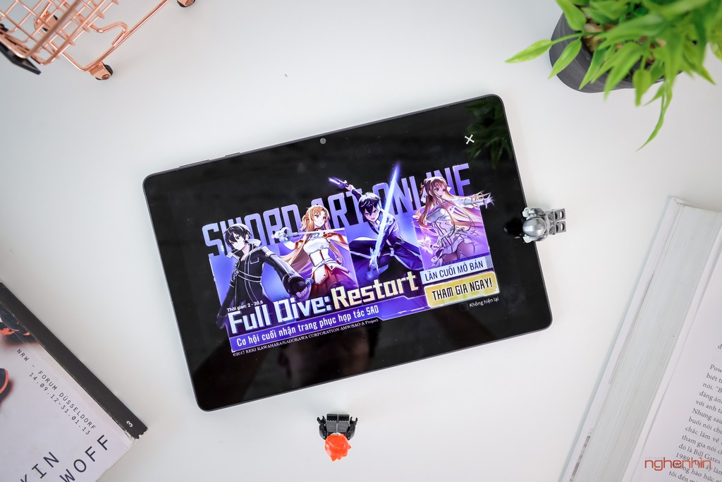 Huawei MatePad T 10: Giải Pháp giải trí, học tập cho các bé tại nhà với chi phí hợp lý  ảnh 7