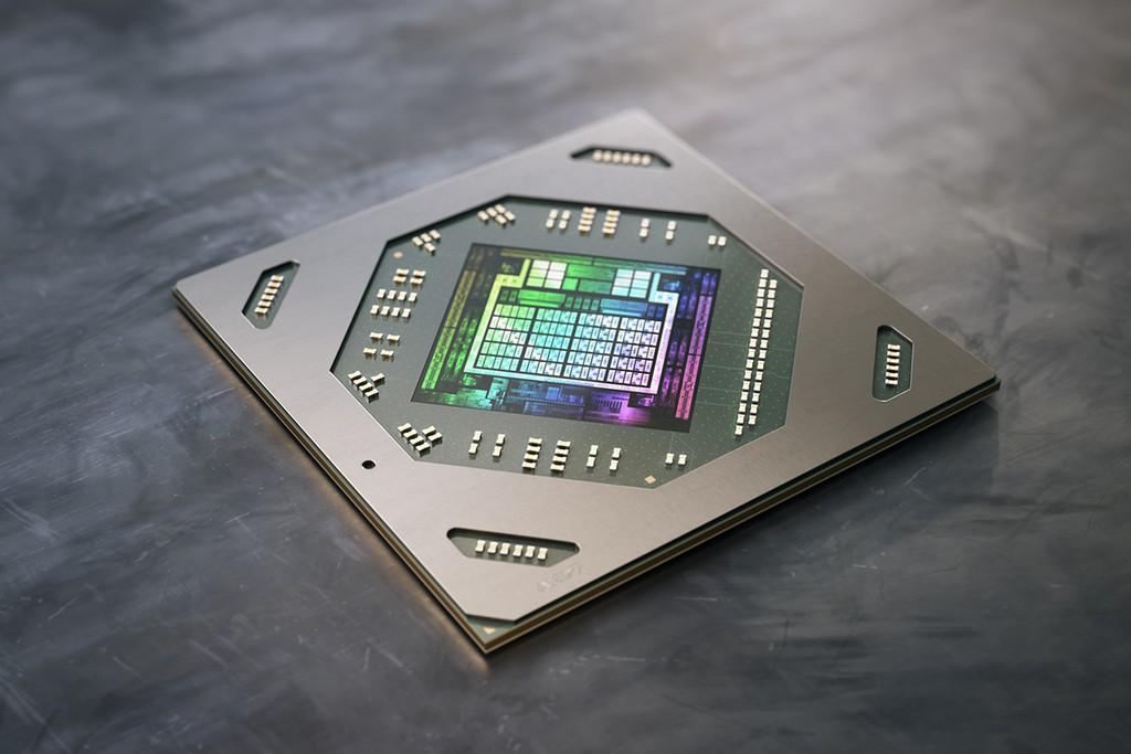 AMD công bố dòng GPU Radeon RX 6000M với kiến trúc RDNA 2 cực mạnh ảnh 1