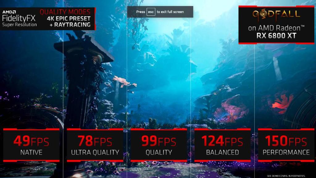 AMD công bố dòng GPU Radeon RX 6000M với kiến trúc RDNA 2 cực mạnh ảnh 5