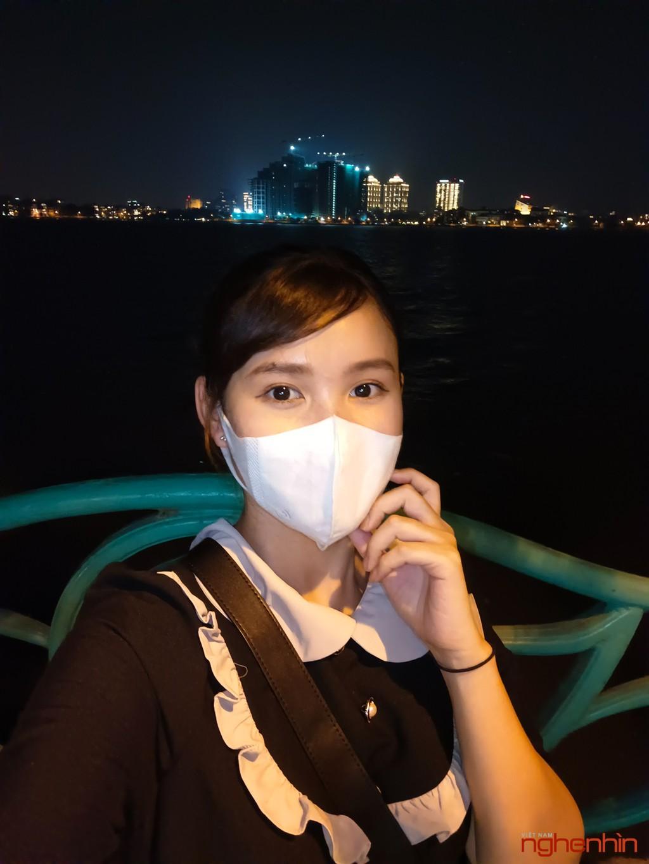 Đánh giá vivo V21 5G: selfie siêu chất, kết nối 5G siêu nhanh, ngoại hình siêu mỏng ảnh 4