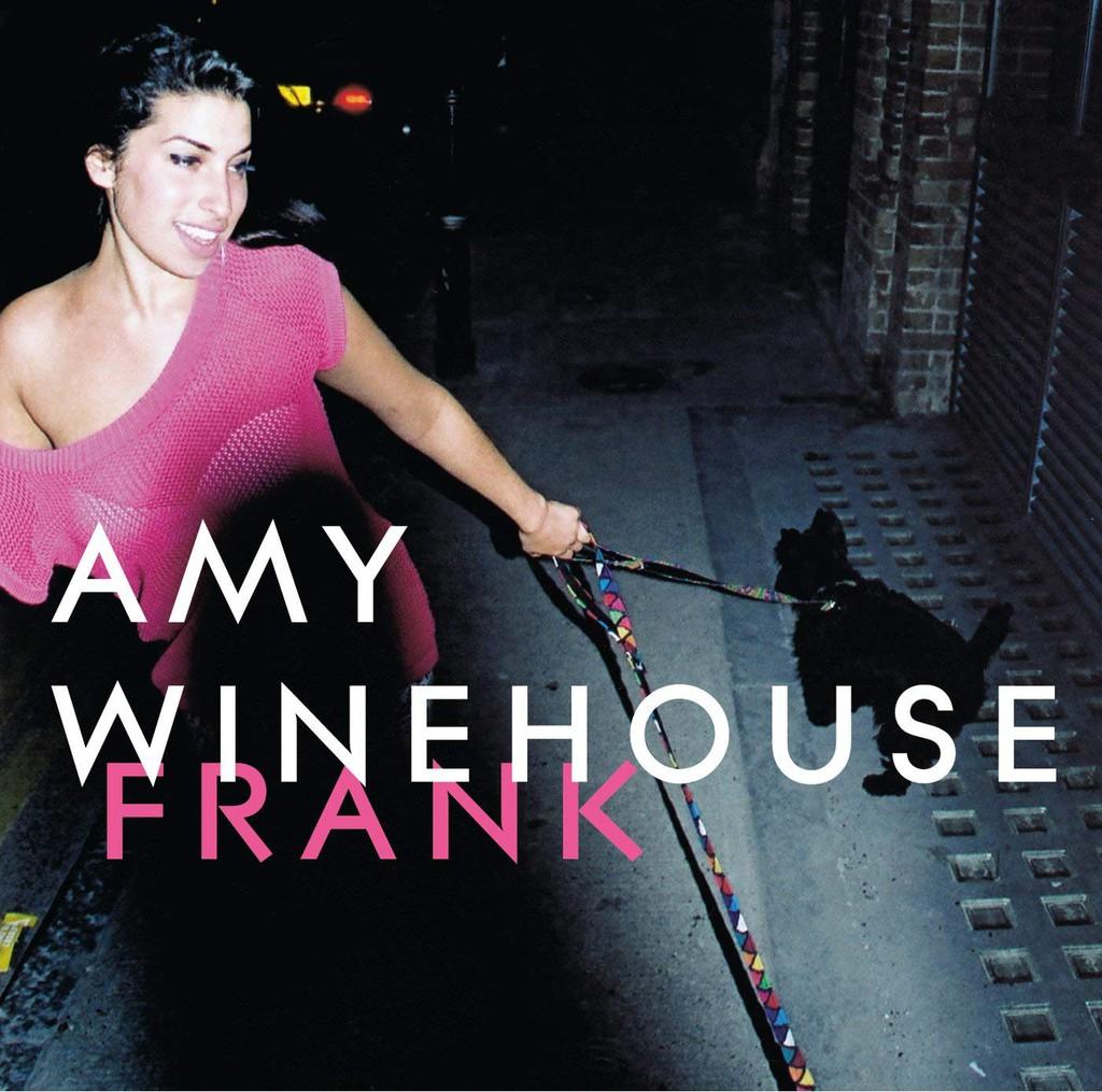 """Viên ngọc quý của xứ sở sương mù Amy Winehouse  sáng tác xuất sắc với album đầu tay """"Frank""""  ảnh 1"""