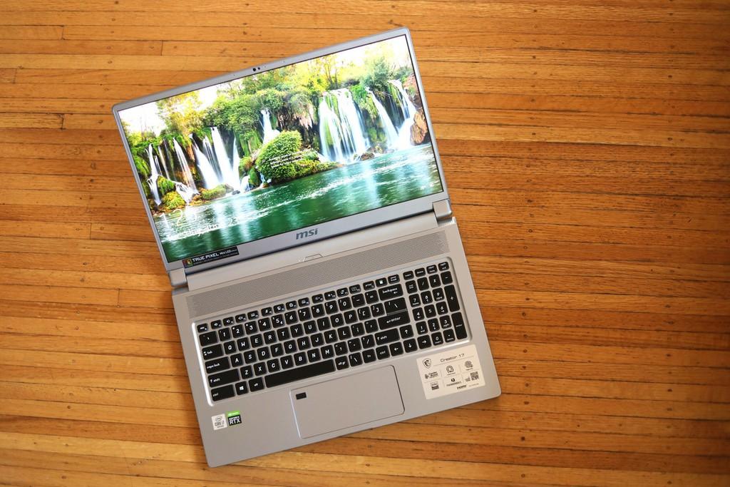 MSI Creator 17 lên kệ: laptop màn hình Mini LED đầu tiên, giá 3.256 USD ảnh 2