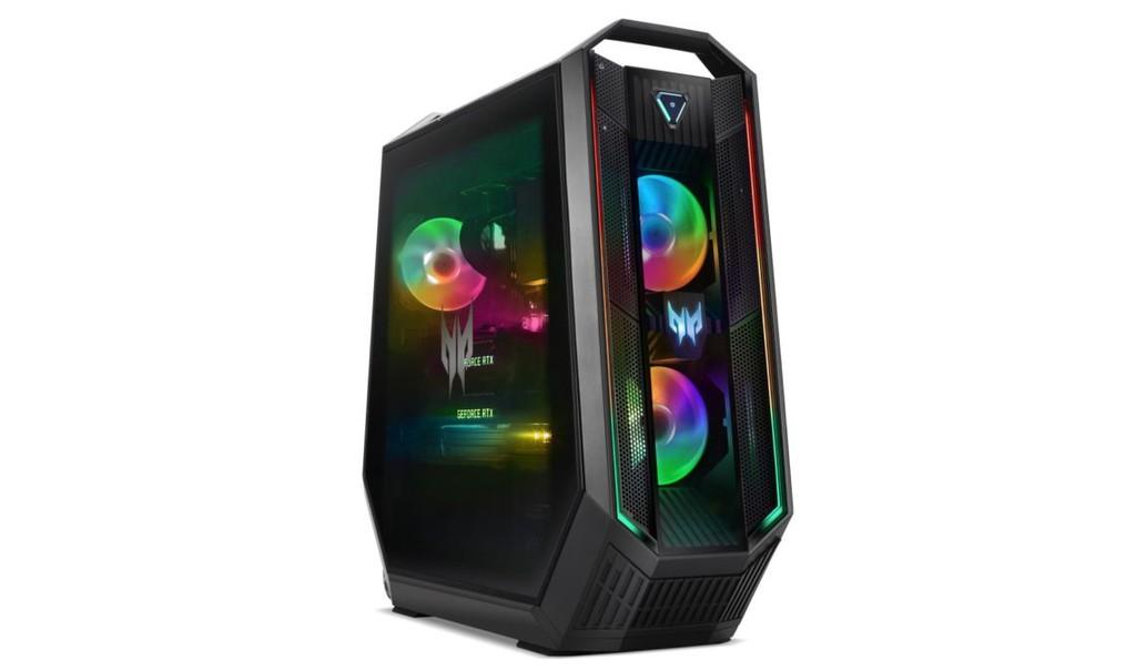 Predator Orion: PC Gaming của Acer có GPU GeForce RTX 30 Series siêu mạnh ảnh 1