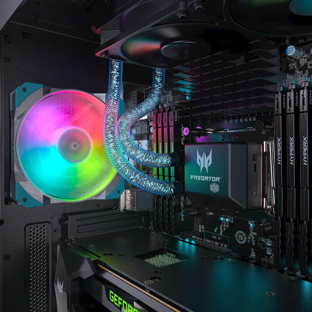 Predator Orion: PC Gaming của Acer có GPU GeForce RTX 30 Series siêu mạnh ảnh 3