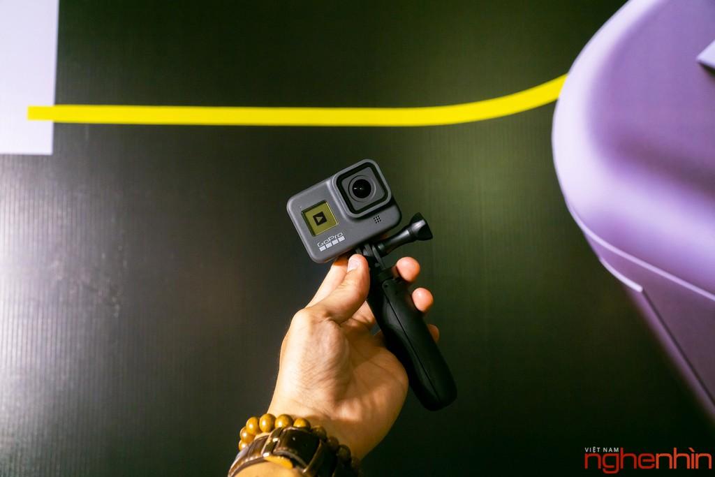 GoPro cùng Synnex FPT ra mắt Hero 8 Black và Max tại thị trường Việt giá 10,5 triệu ảnh 1