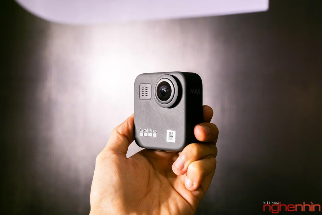 GoPro cùng Synnex FPT ra mắt Hero 8 Black và Max tại thị trường Việt giá 10,5 triệu ảnh 2