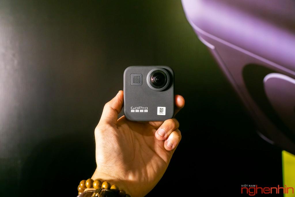 GoPro cùng Synnex FPT ra mắt Hero 8 Black và Max tại thị trường Việt giá 10,5 triệu ảnh 11