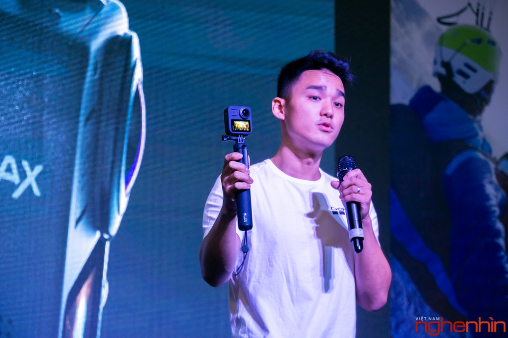 GoPro cùng Synnex FPT ra mắt Hero 8 Black và Max tại thị trường Việt giá 10,5 triệu ảnh 12