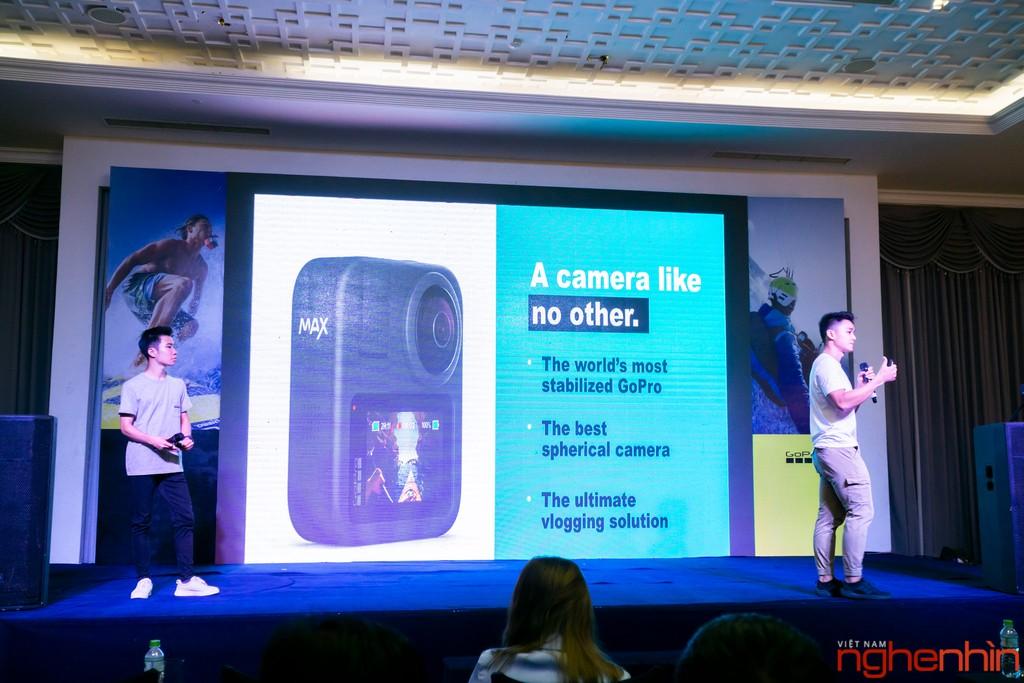 GoPro cùng Synnex FPT ra mắt Hero 8 Black và Max tại thị trường Việt giá 10,5 triệu ảnh 13