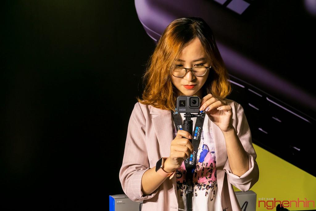 GoPro cùng Synnex FPT ra mắt Hero 8 Black và Max tại thị trường Việt giá 10,5 triệu ảnh 6