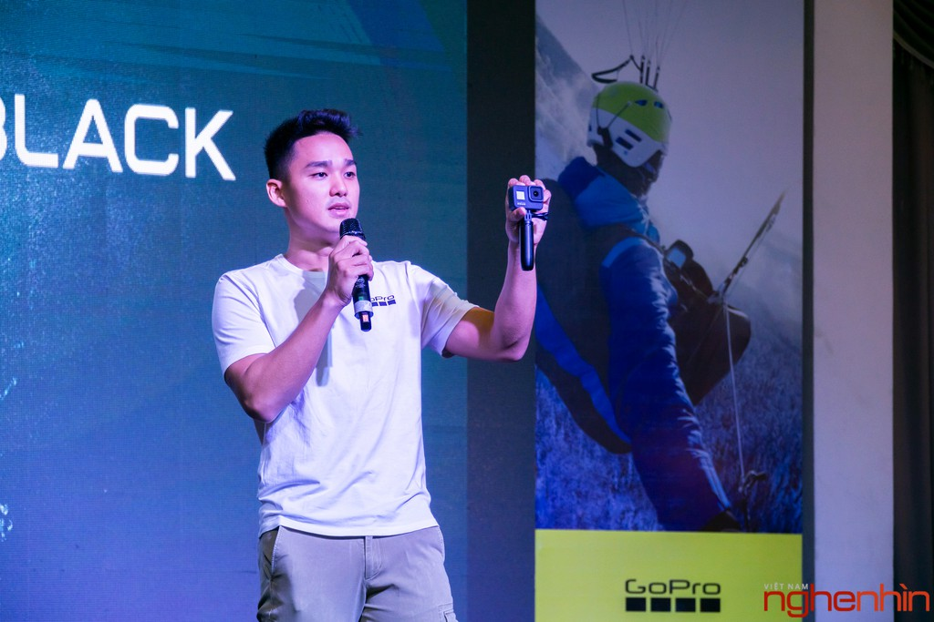 GoPro cùng Synnex FPT ra mắt Hero 8 Black và Max tại thị trường Việt giá 10,5 triệu ảnh 7